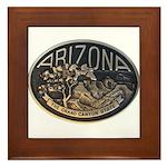 Arizona GC Framed Tile