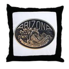 Arizona GC Throw Pillow
