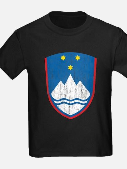 Slovenia Coat Of Arms T