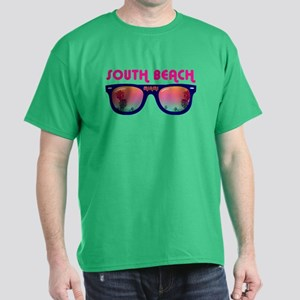 South Beach Miami Dark T-Shirt