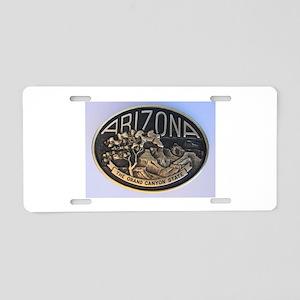 Arizona GC-b Aluminum License Plate