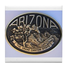 Arizona GC-b Tile Coaster