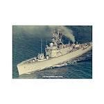 USS McMORRIS Rectangle Magnet