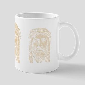 Jesus Face V2 Mug