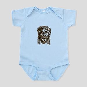 Jesus Face V1 Infant Bodysuit
