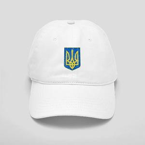 Ukraine Lesser Coat Of Arms Cap