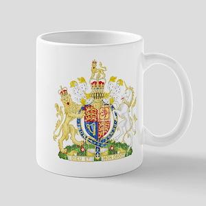 United Kingdom Coat Of Arms Mug