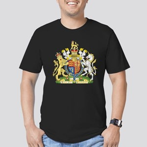 United Kingdom Coat Of Arms Men's Fitted T-Shirt (