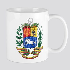 Venezuela Coat Of Arms Mug