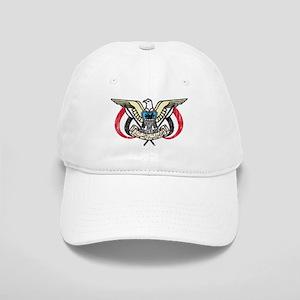 Yemen Coat Of Arms Cap