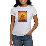 Art Shirt 'Red Fuji' Women's T-Shirt