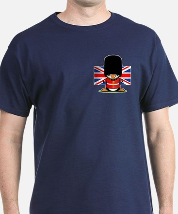 British Soldier Penguin T-Shirt
