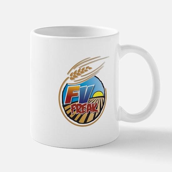 FarmVille Freak Logo Mug