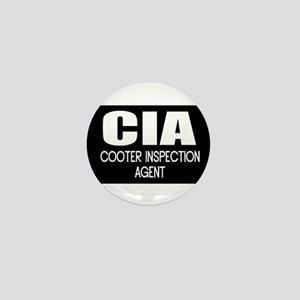 Cooter Inspection Agent Mini Button