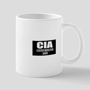 Cooter Inspection Agent Mug