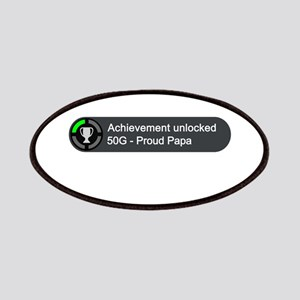 Proud Papa (Achievement) Patches