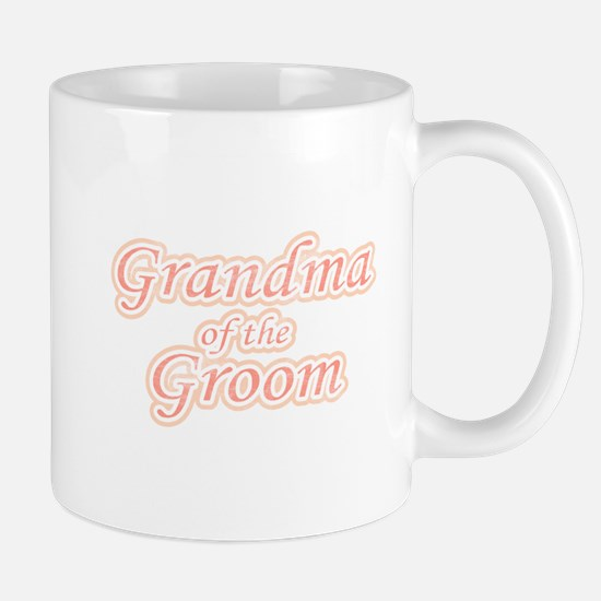 Grandma of the Groom Mug