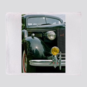 Classic Car Throw Blanket