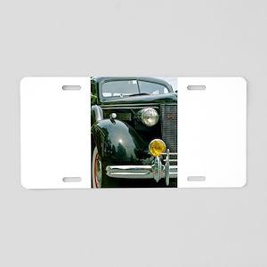 Classic Car Aluminum License Plate
