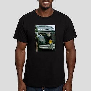 Classic Car Men's Fitted T-Shirt (dark)