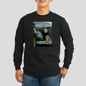 Classic Car Long Sleeve Dark T-Shirt