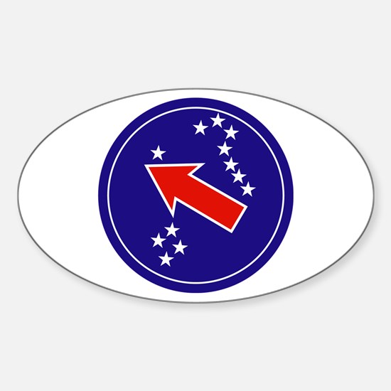 SSI - U.S. Army Pacific (USARPAC) Sticker (Oval)