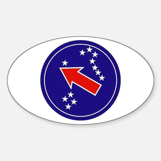 SSI - U.S. Army Pacific (USARPAC) Sticker (Oval)