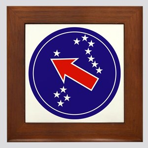 SSI - U.S. Army Pacific (USARPAC) Framed Tile