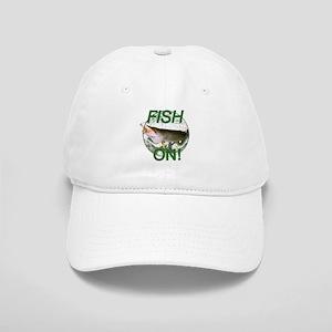Musky fish on Cap