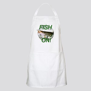 Musky fish on Apron