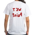 Wet Paint White T-Shirt