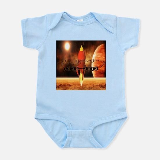 Ray Bradbury Infant Bodysuit