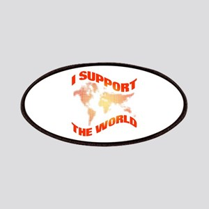 I Support the World Patches
