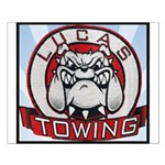 Lucas Towing Logo NEW Small Poster