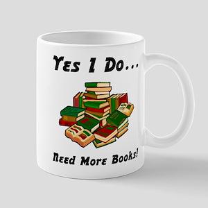 More Books! Mug