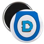 """Democrat Doo Doo Economics 2.25"""" Magnet (10 p"""