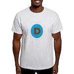 Democrap Logo Light T-Shirt