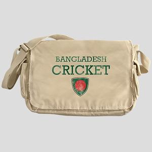Bangladesh Cricket designs Messenger Bag