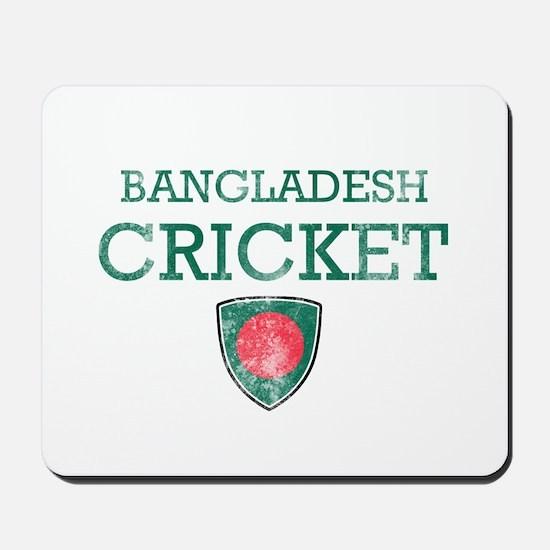 Bangladesh Cricket designs Mousepad