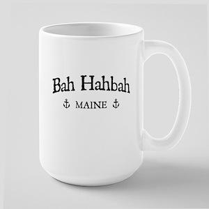 Bah Hahbah Large Mug
