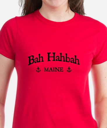 Bah Hahbah Women's Dark T-Shirt