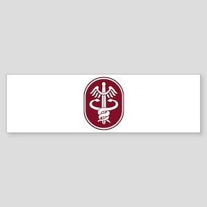 SSI - U.S. Army Medical Command (MEDCOM) Sticker (