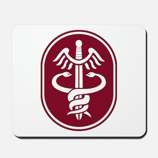 SSI - U.S. Army Medical Command (MEDCOM) Mousepad