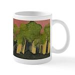 The Woods I Pink Mug