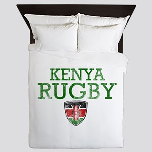 Kenya Rugby designs Queen Duvet
