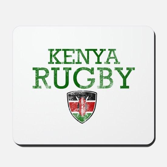 Kenya Rugby designs Mousepad