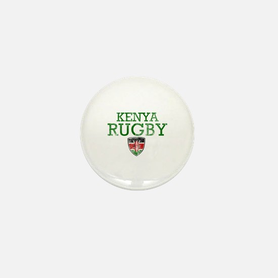 Kenya Rugby designs Mini Button