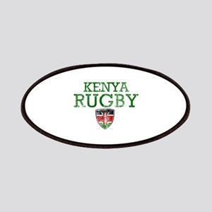 Kenya Rugby designs Patches