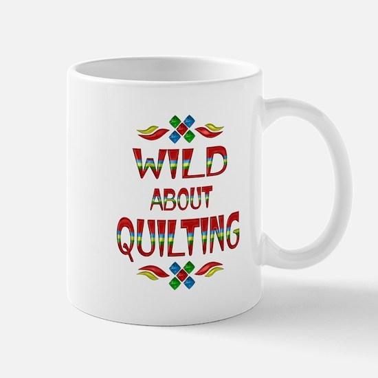 Wild About Quilting Mug