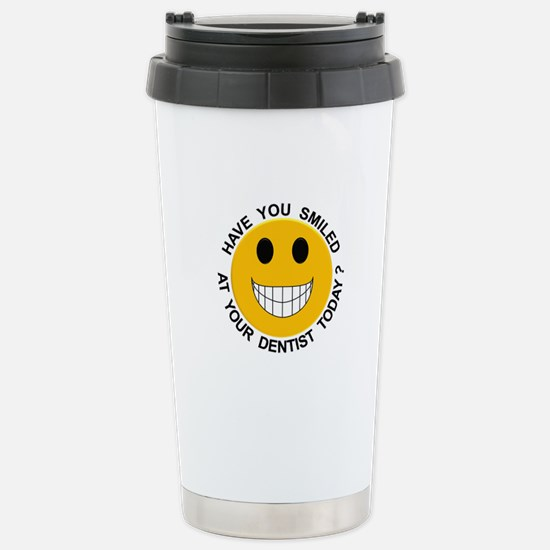 Smiled At Your Dentist Today? Stainless Steel Trav